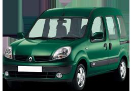 Багажник на дах для Renault (Рено) Kangoo 1 1997-2008