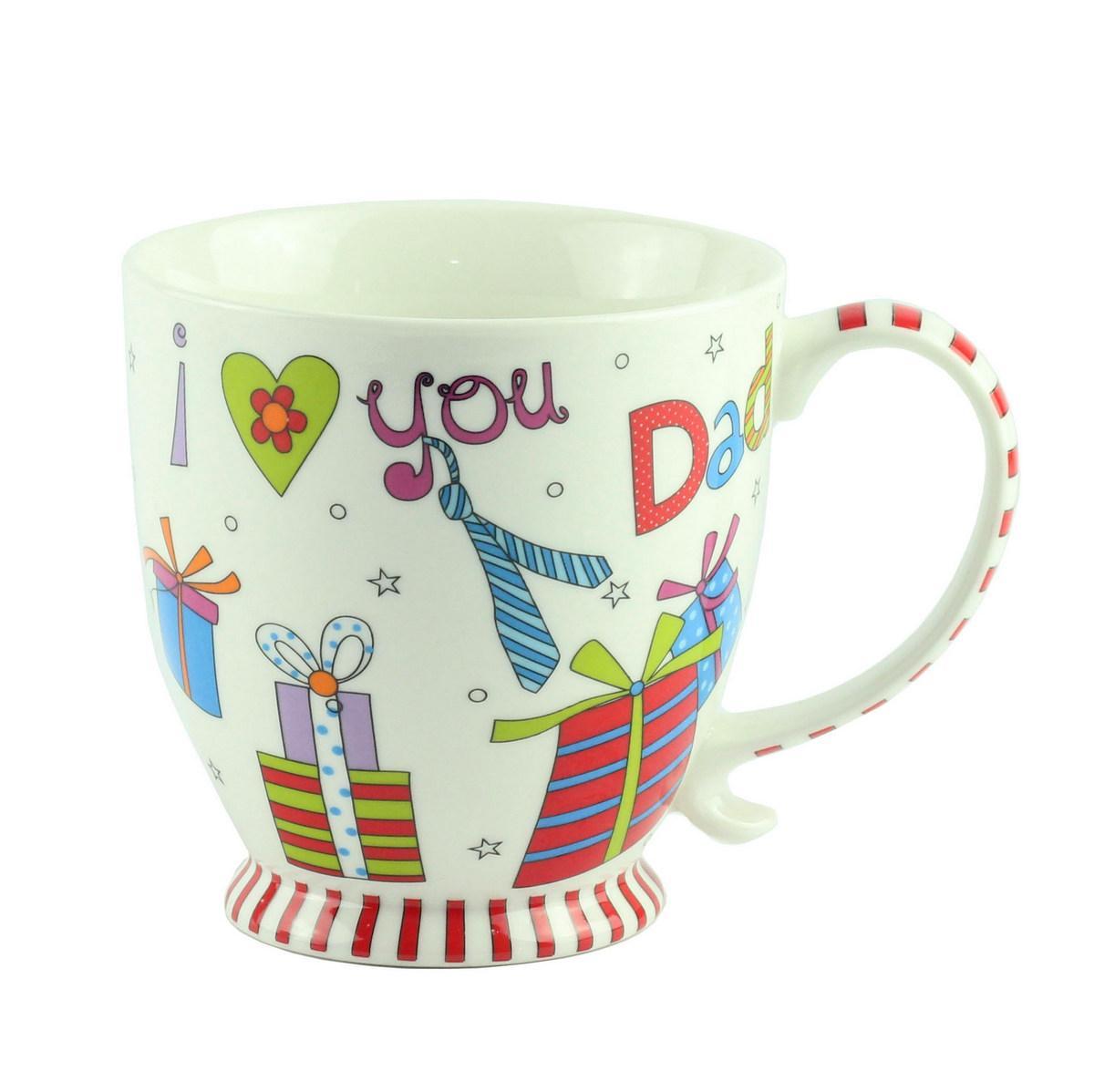 "Чашка ""I love Dad"" G.Wurm 350 мл 10018167-1"