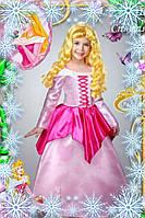 Детский карнавальный костюм Принцесса Аврора Код 118