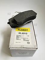 Тормозные колодки передние на ВАЗ 2108−991117−192110−122170−72 Пр-во Glober, фото 1
