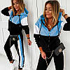 Спортивный  костюм женский двунитка Разные цвета, фото 6