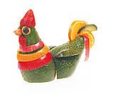 Кумедні фігурки з овочів, фруктів і ягід, фото 6