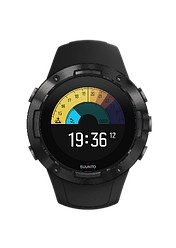 GPS-часы в компактном корпусе SUUNTO 5 ALL BLACK