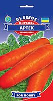 Морковь Артек ранняя нежная сочная хрустящая сладкая с высоким содержанием b-каротина, упаковка 3 г