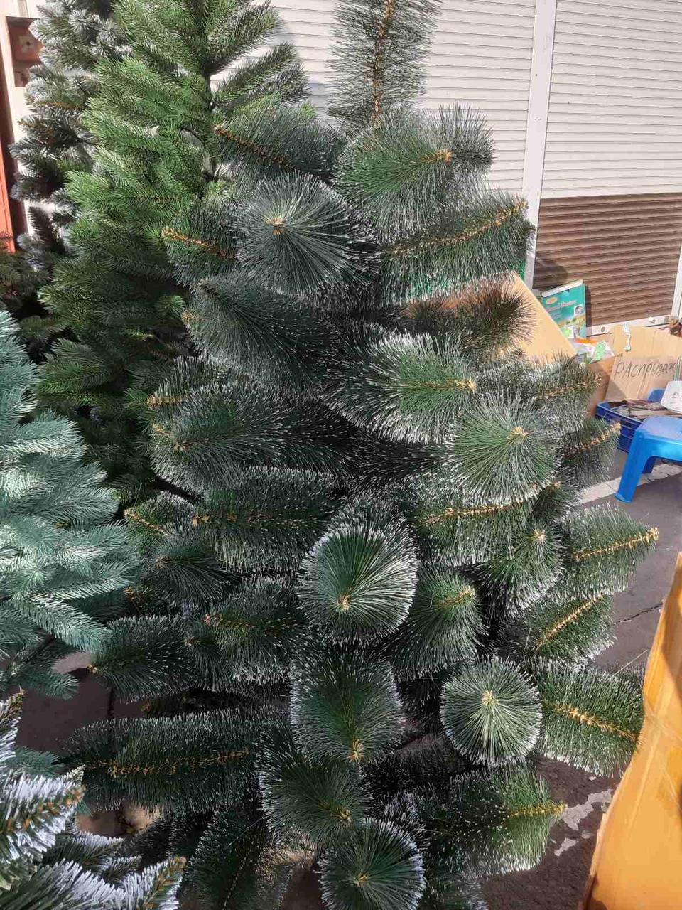 Елка искусственная новогодняя сосна