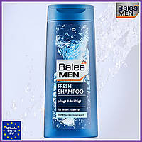Мужской шампунь освежающий уход за волосами Balea Fresh Shampoo Men 300мл