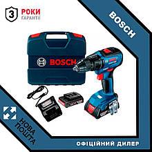Акумуляторний шуруповерт Bosch GSR 18 V-50 (06019H5000)