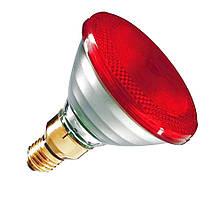 Лампа інфрачервона растрова 230v - 150w IR-1 E27 червона