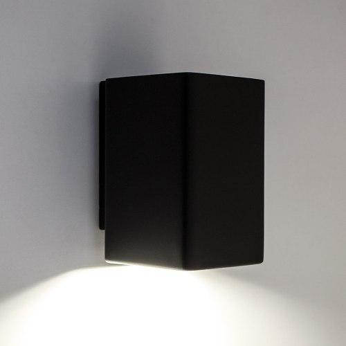Настінний гіпсовий світильник, бра GYPSUM LINE Dublin S1809 BK (Чорний)