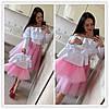 Однаковий вбрання для мами і доньки, фото 3