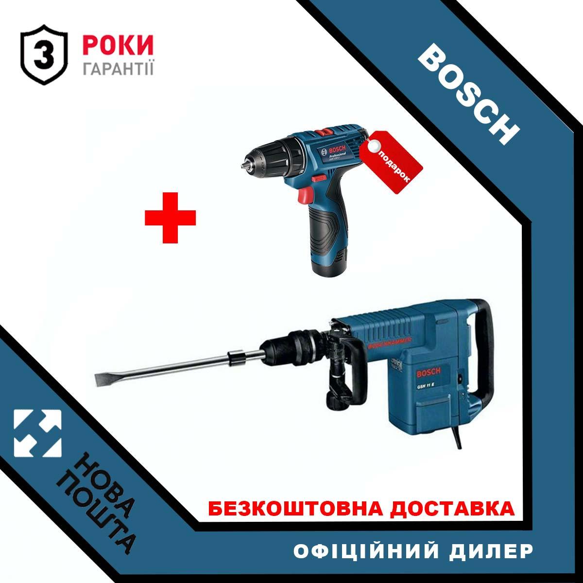 Молоток отбойный Bosch GSH 11 E (0611316708)