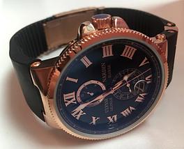 Механические наручные часы Ulysse Nardin Marine, фото 3