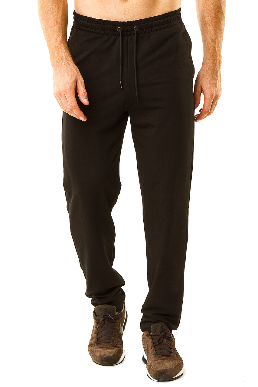 Чоловічі штани чорні 781