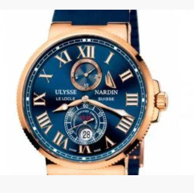 Механические наручные часы Ulysse Nardin Marine