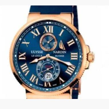 Механические наручные часы Ulysse Nardin Marine, фото 2