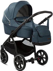 Дитяча універсальна коляска 2 в 1 Noordi Fjordi Jeans Blue/816