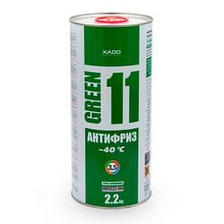 XADO Антифриз Green 11 -40