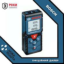 Лазерный дальномер Bosch GLM40 Professional (0601072900)