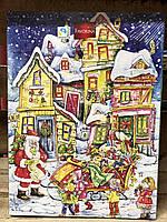 Шоколадный адвент календарь Favorina 75г