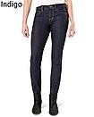 Оригинал Тактические женские джинсы 5.11 Tactical Women's Defender-flex Jeans 64427 0 Regular, Indigo, фото 3