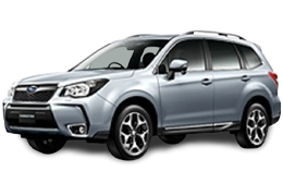 Багажник на дах для Subaru (Субару) Forester 5 2018+