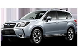 Багажник на крышу для Subaru (Субару) Forester 5 2018+