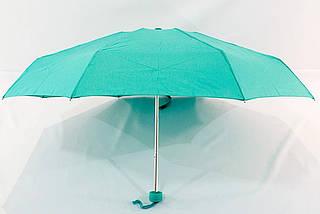 Женский карманный механический зонтик длиной 18 см Feeling Rain (1283881802), фото 2