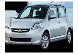 Багажник на крышу для Subaru (Субару) Justy 3 2003-2007