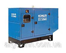 Трифазний дизельний генератор KOHLER-SDMO J66K