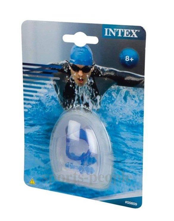 Беруши + зажим для носа Intex 55609, в коробке