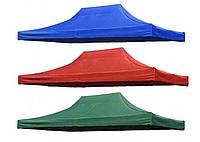 Крыша к тенту-шатру  3х4,5метра Красный, фото 1
