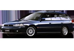 Багажник на крышу для Subaru (Субару) Legacy 2 1994-1998