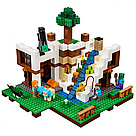 """Конструктор майнкрафт  BELA Minecraft """"База на водопаде"""" 747 деталей , фото 2"""