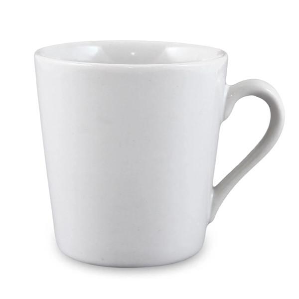 Чашка ДФЗ Белая 210 мл 15в45