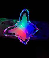 Детский ночник бабочка LED