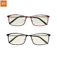 Очки Xiaomi Mijia Anti-Blue TR90 Light Glasses HMJ01TS mi home защита