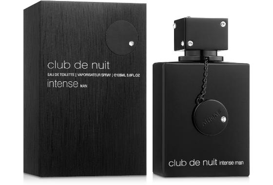 Armaf Club De Nuit Intense Man Туалетная вода мужская, 105 мл