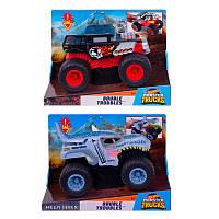 Машинка-внедорожник из серии Monster Trucks от торговой марки Hot Wheels