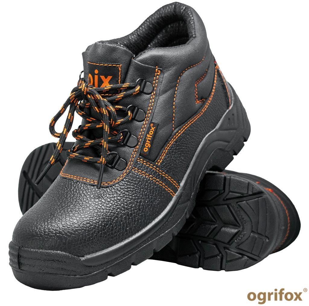 Защитные ботинки (спецобувь) OX-OIX-T-OB BP