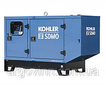 Трифазний дизельний генератор KOHLER-SDMO J44K