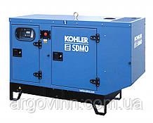 Трифазний дизельний генератор KOHLER-SDMO K22