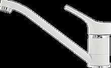 Кухонный смеситель Kernau KWT 03A PURE WHITE. Белоснежный.