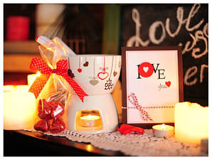 Подарочный набор LoveFondue