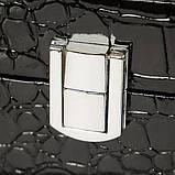 """Шкатулка для часов """"Классика"""", 3 отдела (black) (0629JA), фото 3"""