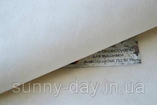 Шелк для вышивки  Anchor/MEZ (шелковая кисея), цвет - светло кремовый