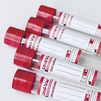 Вакуумная пробирка Lind-Vac®, с активатором свертывания