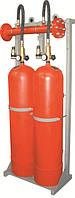 Модуль газового пожаротушения МГП-2-60 коллектор DN32