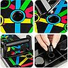 Доска для отжиманий 9 в 1 | Упор для отжиманий от пола Foldable Push Up Board, фото 2