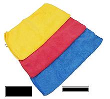 Салфетка микрофибра универсальная CleanUP 25*25