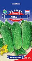 Огурец Аякс F1 суперранний универсального назначения с безупречным внешним видом плодов, упаковка 10 шт